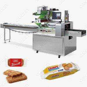 automatic biscuit packing machine