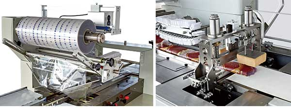 bakery biscuit packing machine