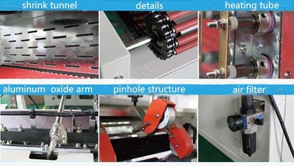 book shrink wrap machine manufacturer