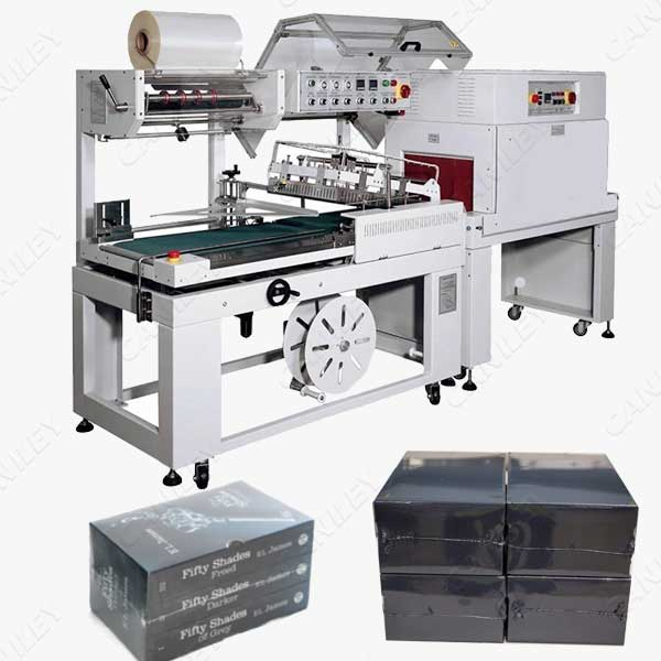 box shrink wrap machine