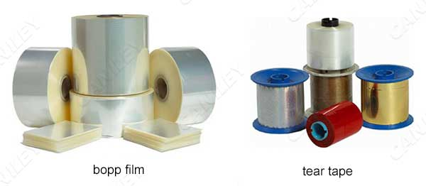 box wrapping film