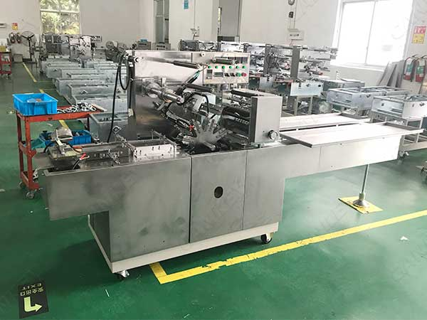 cellophane wrapping machine manufacturer