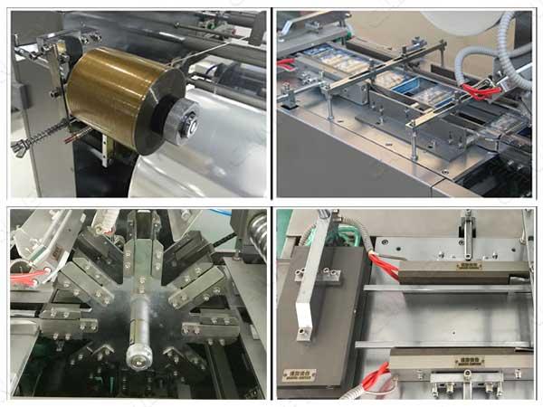 cigarette box wrapping machine factory