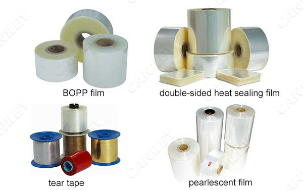 bopp packing film