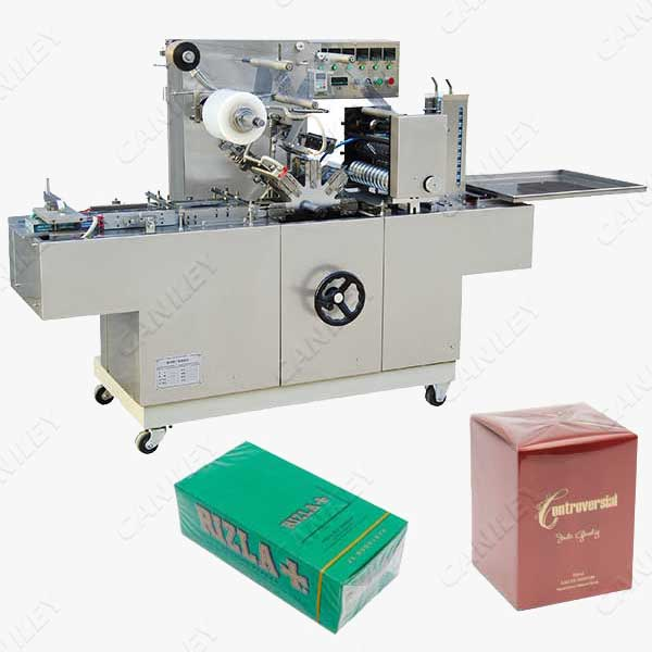 perfume box wrapping machine