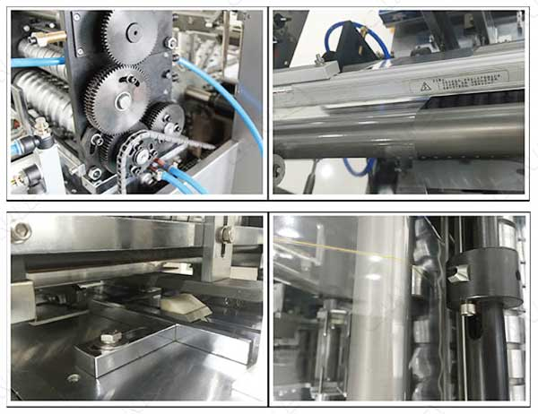 cellophane wrapping machine details