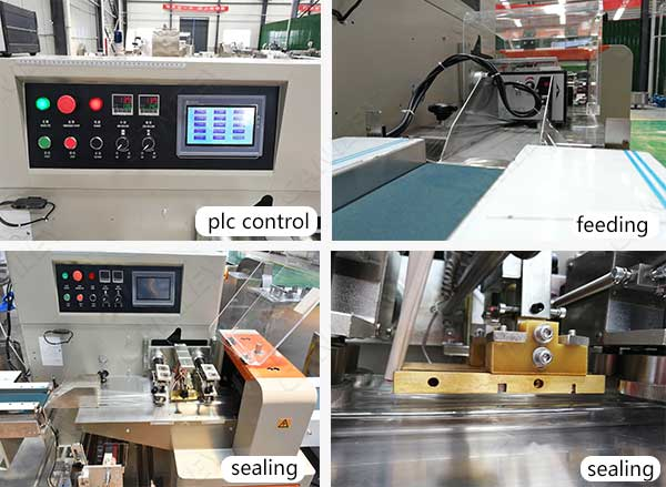 cookies packing machine factory
