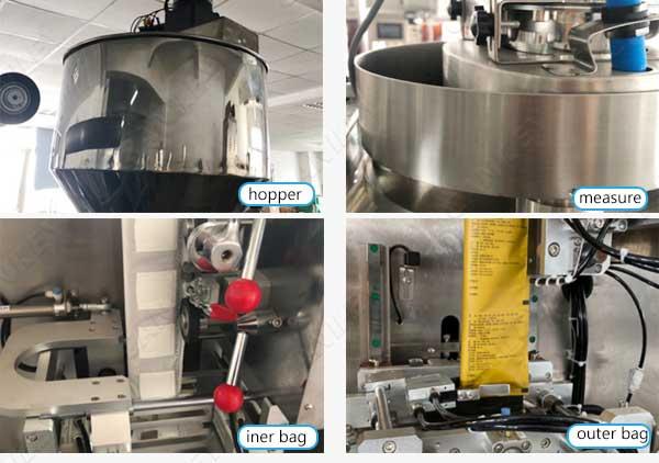 drip coffee packing machine factory