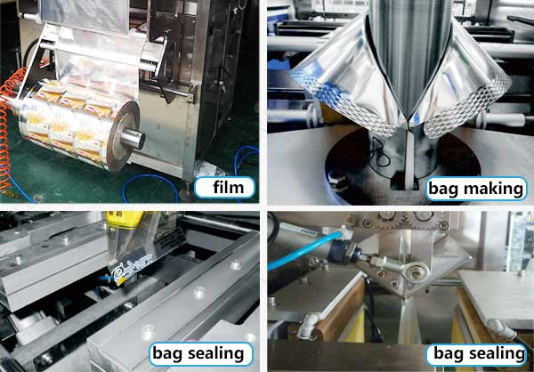 french fries packing machine manufacturer