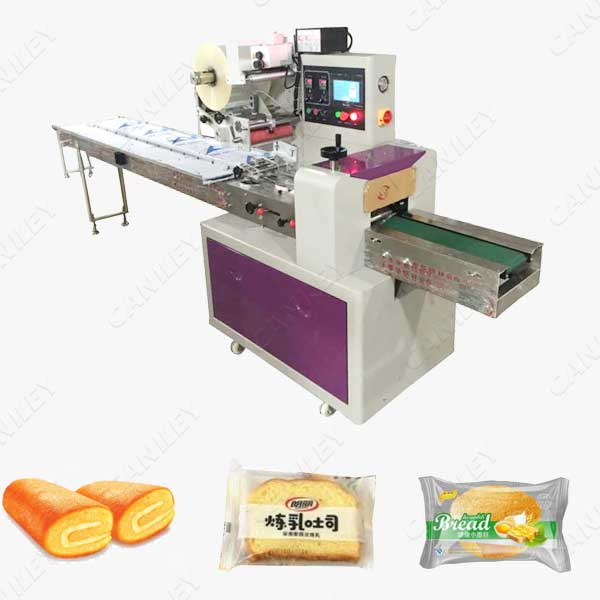 bakery packaging machine