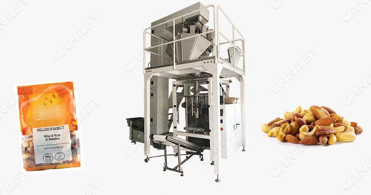 Nuts Packing Machine Price