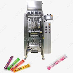 Jelly Stick Packing Machine