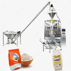 rice flour packing machine