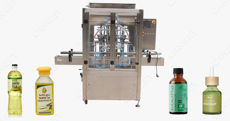 oil filling machine manual