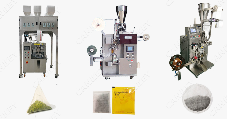 Tea Packing Machine for Small Business