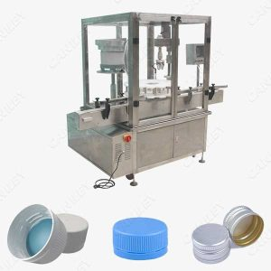 automatic screw capper