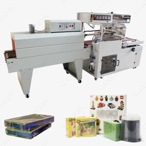 cd shrink wrap machine