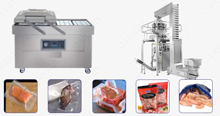 Packaging Machineries Used in Fish and Meat Industry