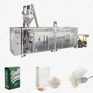 Paper Bag Packing Machine