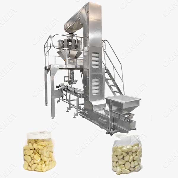 Garlic Packing Machine