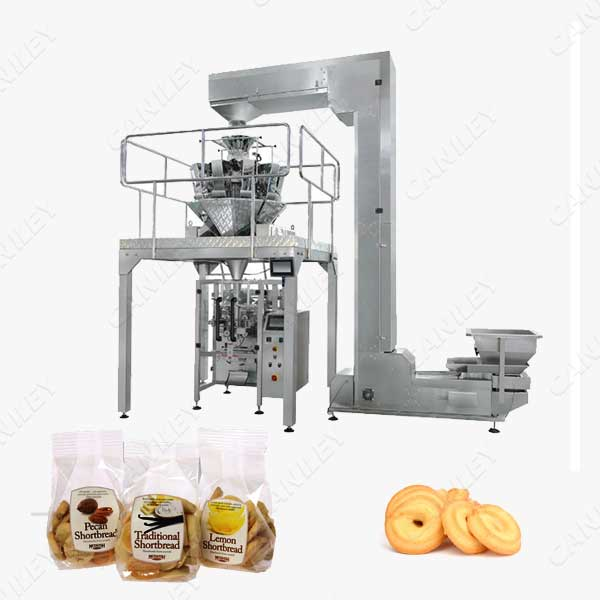 Industrial Food Packing Machine