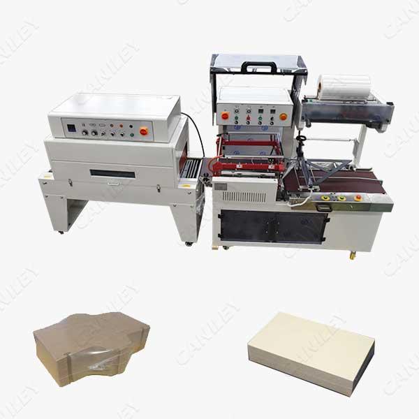 Carton Shrink Wrap Machine