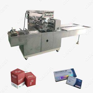 medicine box wrapping machine