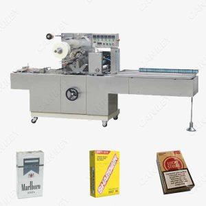 cellophane box wrapping machine