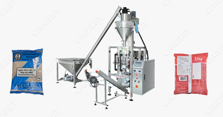 Flour Packaging Machine Sold to South Africa