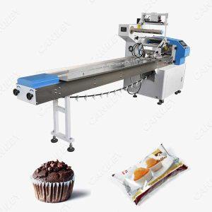 muffin packaging machine