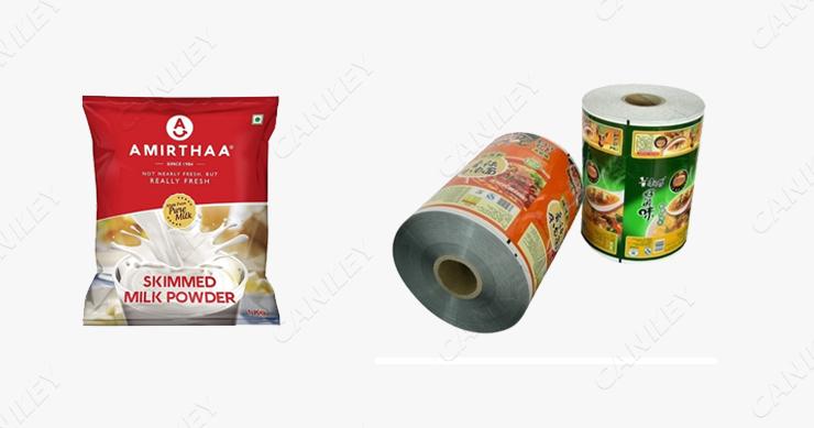Types Milk Powder Packaging Material