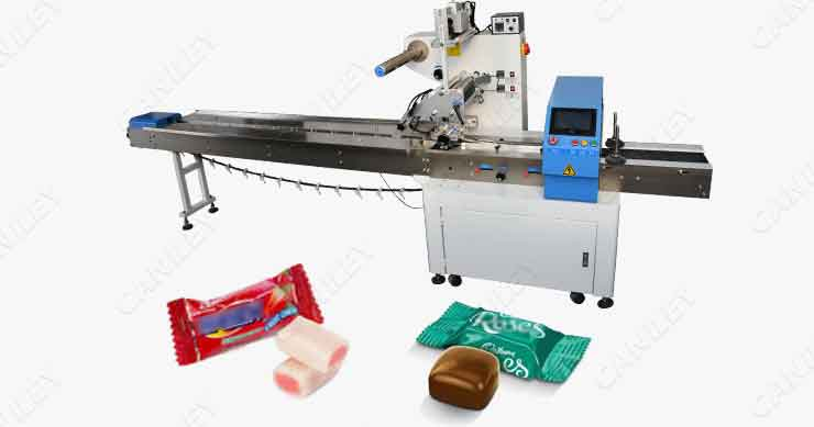 Types of Candy Packaging