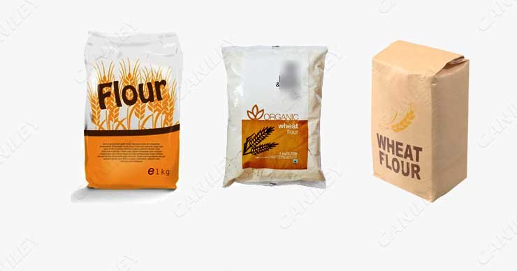 How Wheat Flour is Packaged?